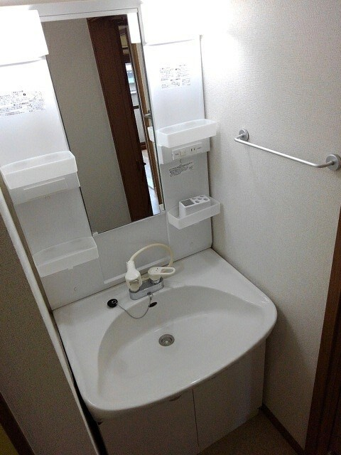 ハッピーハウス大善 02030号室のトイレ