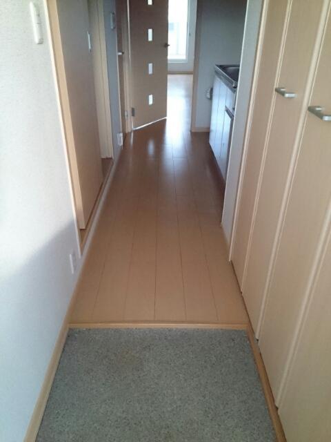 プロヴァンス ブリーズⅡ 02010号室の玄関