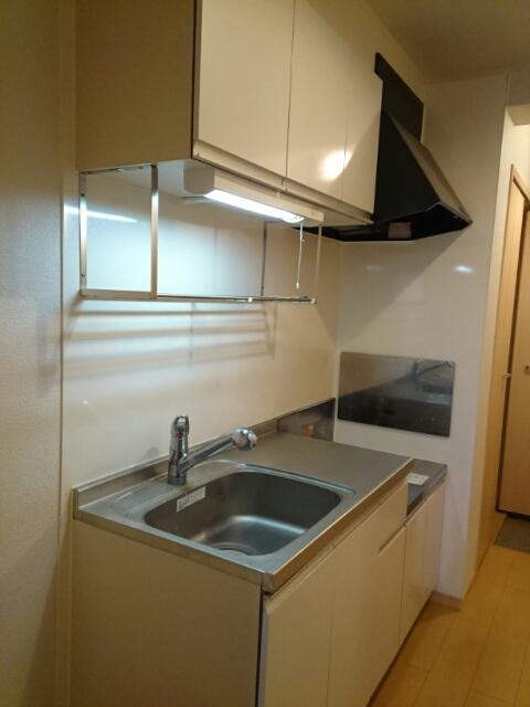 プロヴァンス ブリーズⅡ 02010号室のキッチン