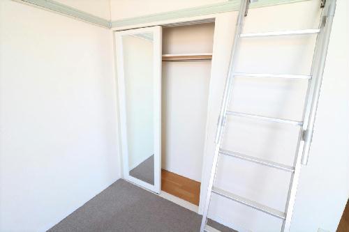 レオパレスROYALCOURT 107号室の風呂