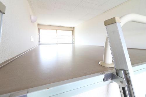 レオパレスROYALCOURT 107号室のトイレ