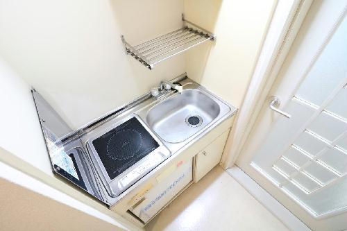 レオパレス久世 105号室の風呂