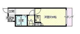 学研CITY CORE・307号室の間取り