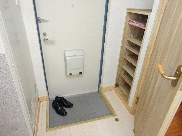 ウッドリーム木香館 102号室のトイレ