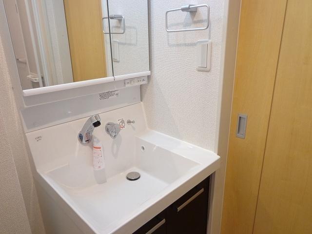 メゾン・三ツ星 02050号室の洗面所