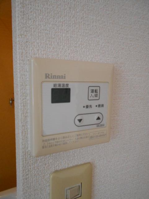 ヴァンヴェールA 101号室の設備