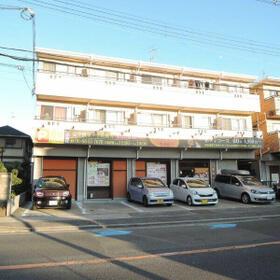 上野坂グランハイツC外観写真