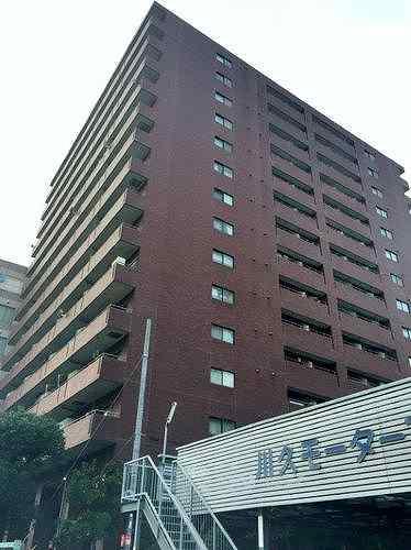 ライオンズマンション新大阪第3の外観