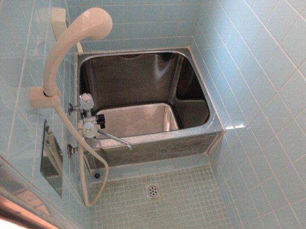 富貴ハイツ 207号室の風呂
