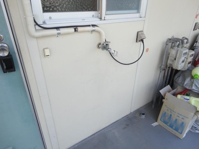 鷺森荘 10号室の設備