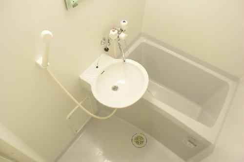 レオパレス南桜塚 204号室の風呂