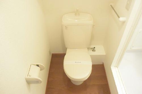 レオパレス南桜塚 204号室のトイレ