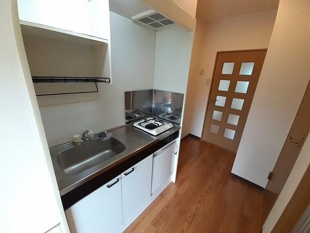 ラーニングキャッスル香A 01090号室のキッチン