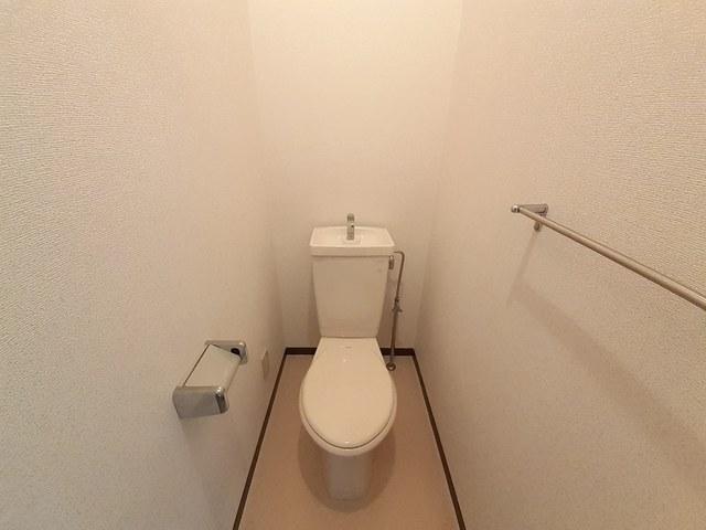 ラーニングキャッスル香A 01090号室の洗面所