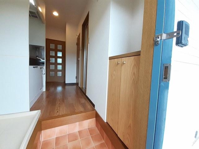 ラーニングキャッスル香A 01090号室のトイレ