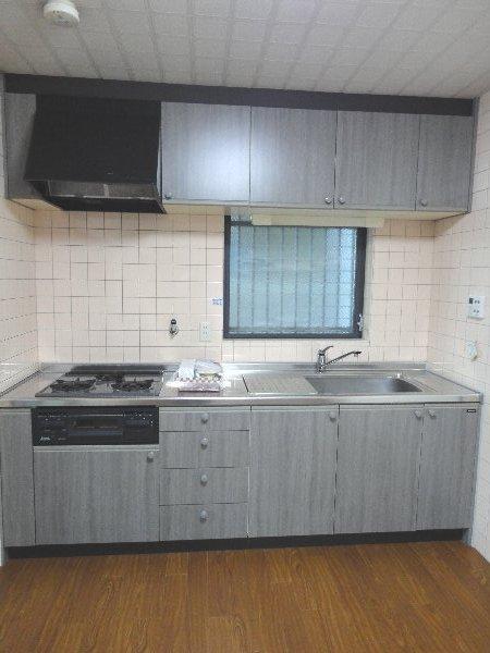リジョイス桂 105号室のキッチン