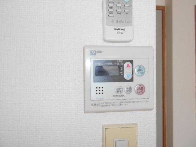 シェール西の京 301号室の設備