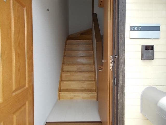 GENERAL D 02020号室の玄関