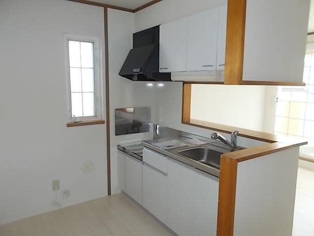 GENERAL D 02020号室のキッチン