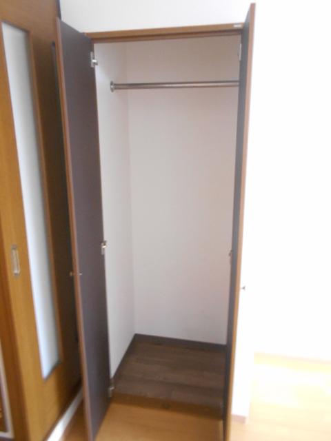 キャピタルミサト 307号室の収納