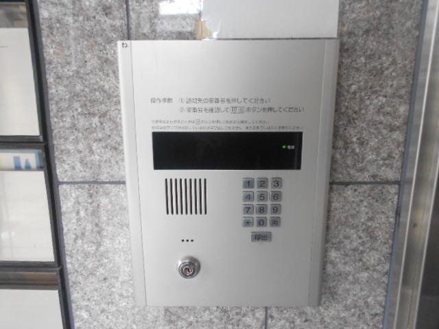 キャピタルミサト 307号室のセキュリティ