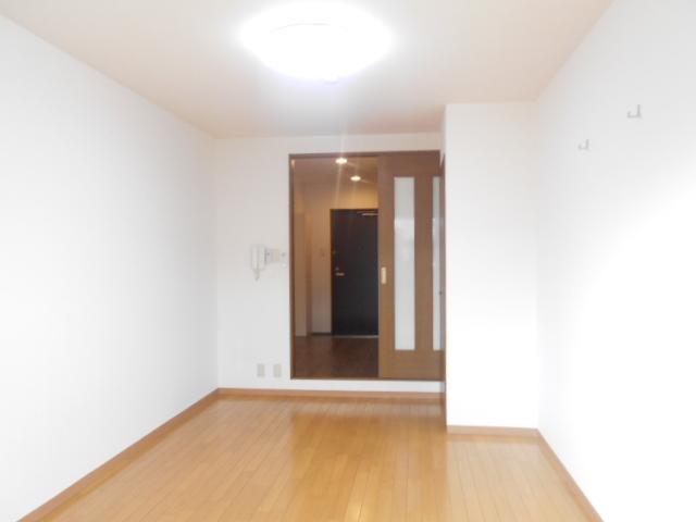 キャピタルミサト 307号室の居室