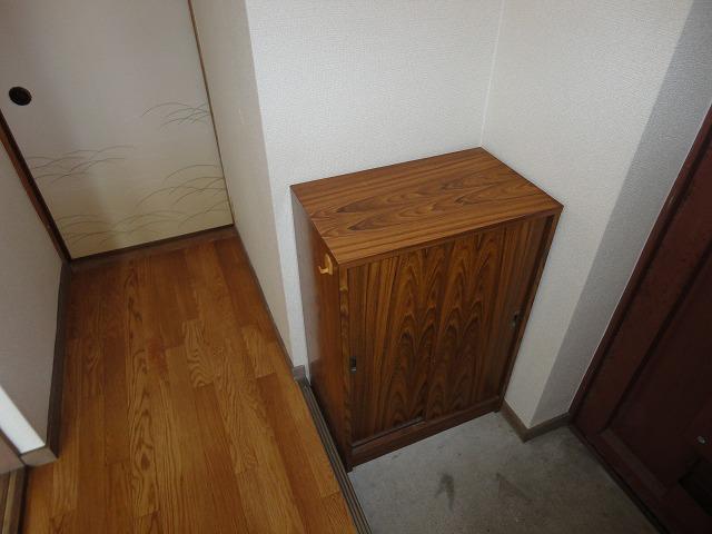 中原マンション 301号室の洗面所