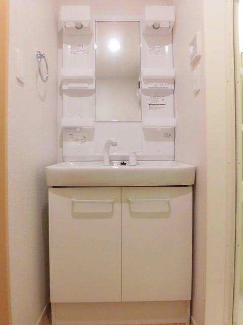 ビアンカ ローザ 赤坂 02040号室の洗面所