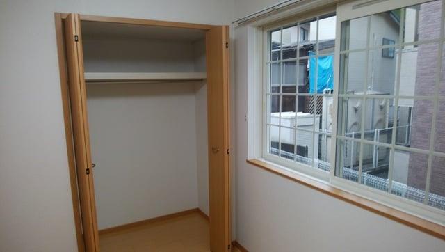 母屋 01030号室の収納