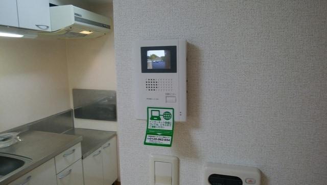 母屋 01030号室のセキュリティ
