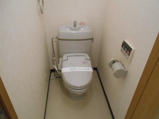 Bell・demeure石灘 301号室のトイレ