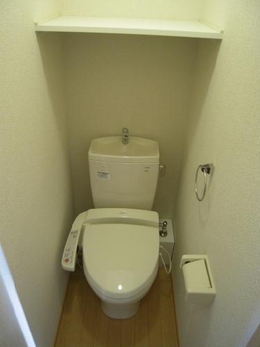 レオパレスエトワール城南 205号室のトイレ
