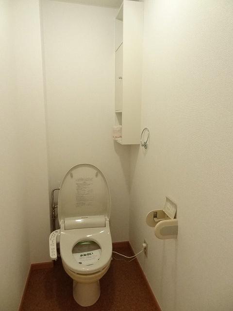 サンライズ 03030号室のトイレ