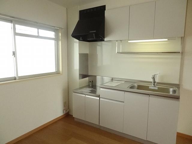 サンライズ 03030号室のキッチン