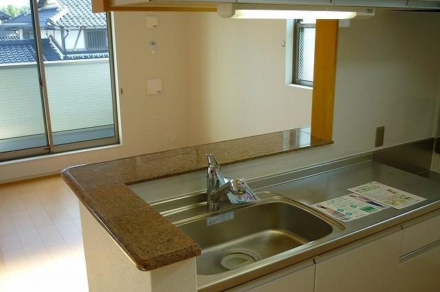 ソフィア 02020号室のキッチン