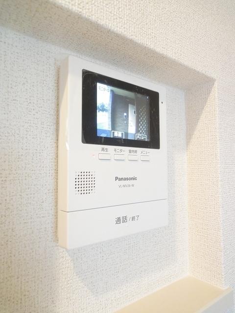 エィチワイティⅡ 02010号室のセキュリティ