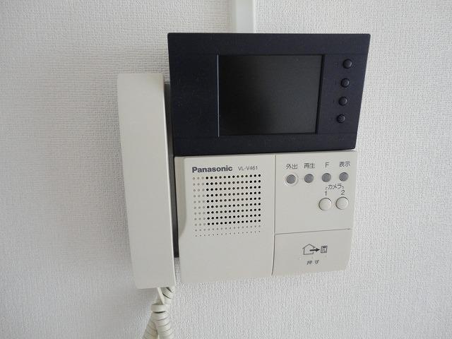 メゾン・ド・シプレ 303号室のセキュリティ
