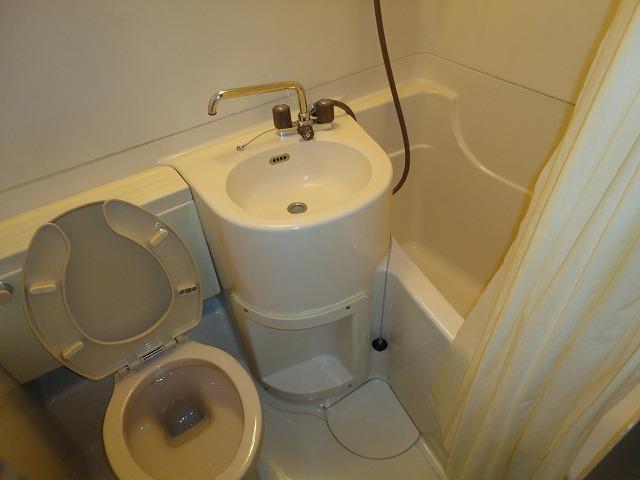 メゾン・ド・シプレ 303号室の風呂