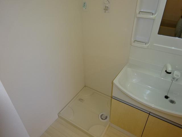 フルラージュ 203号室の洗面所