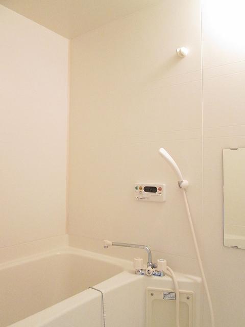 メゾンプラートゥム 01010号室の風呂