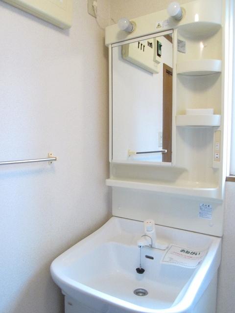 メゾンプラートゥム 01010号室の洗面所