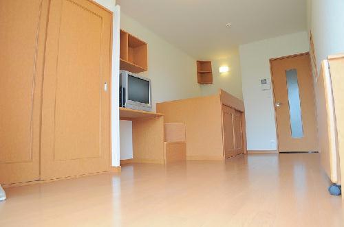 レオパレスグランディール 105号室のキッチン
