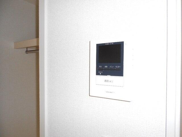 ファミール木幡 01060号室のセキュリティ