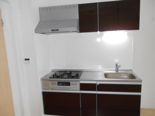 アサンテ サーナ 02020号室のキッチン