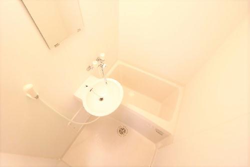 レオパレス壬生六角 202号室のトイレ