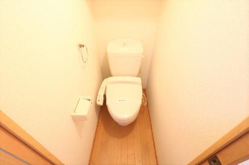 レオパレス壬生六角 202号室の風呂