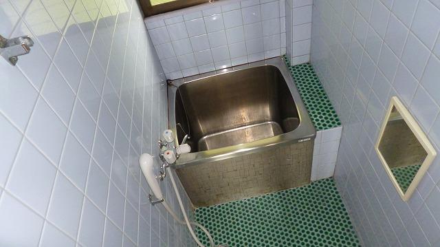 グリーンヒル富塚 201号室の風呂
