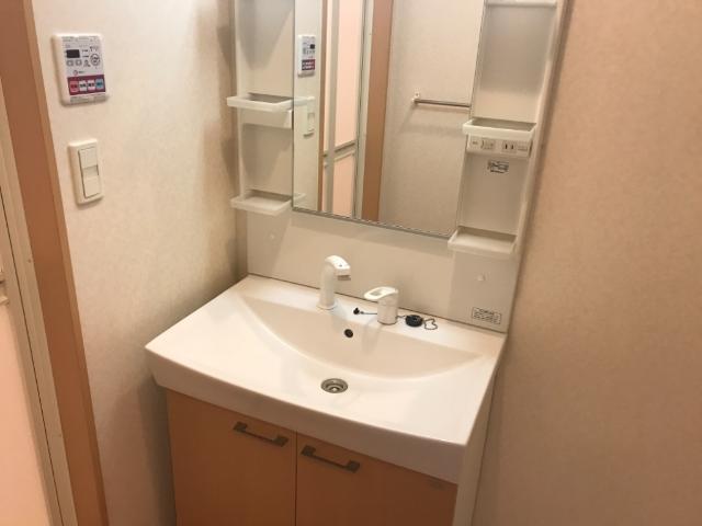 ウェンブリー(Wembly) 201号室の洗面所