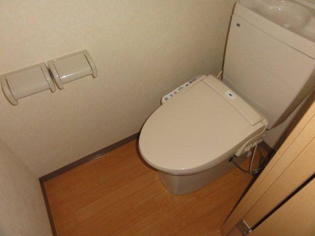 ウェンブリー(Wembly) 201号室のトイレ