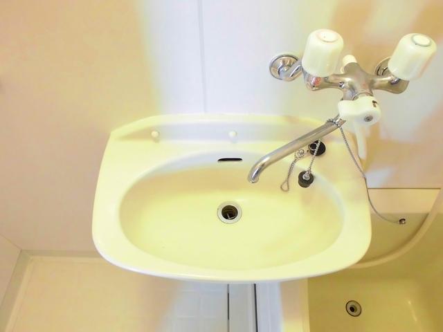 エルディム早川 01060号室の洗面所
